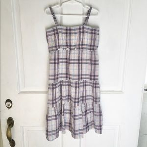 *4for$25 GAP Crepe Textured Sun Dress SIZE 8